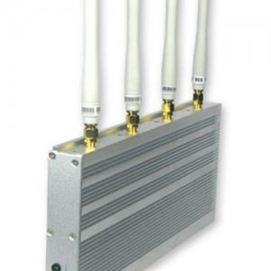 High Power Strength Remote Control Mobile Phone Jammer